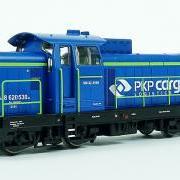 Lokomotywa manewrowa spalinowa SM42 (Piko 59265)