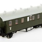 Wagon osobowy 3 kl Ci (Parowozik Brawa 45756 B/028027)