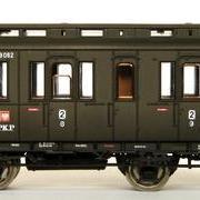 Wagon osobowy 2 kl By (Dracula Roco 44500 R/09082)
