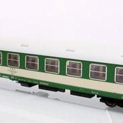 Wagon osobowy 2 kl Bdnu-x (Sachsenmodelle 14349 74349)
