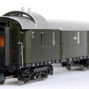Wagon bagażowy Fhx (Roco 45847)